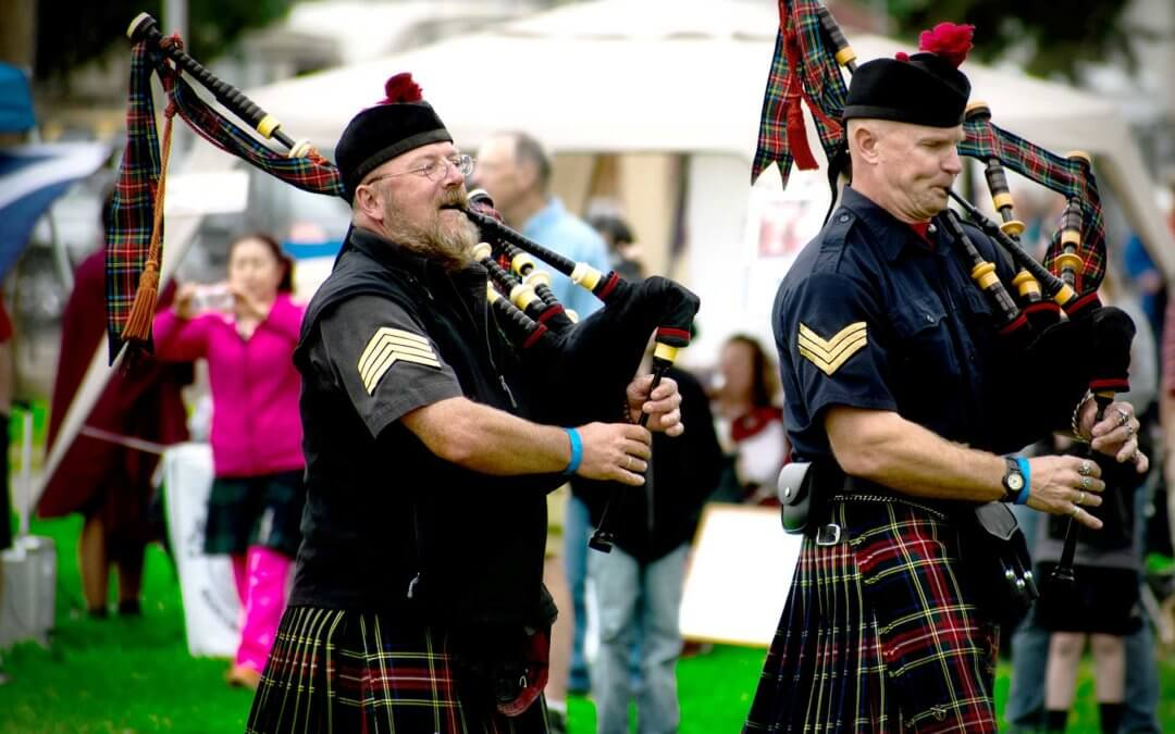 Music Festivals and Pipe Bands